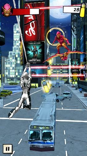 Spider-Man Unlimited  - Android İçin Ücretsiz Örümcek Adam Oyunu