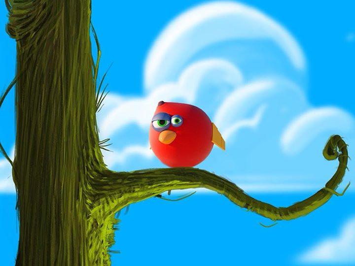 Bird Ball Android Oyunu