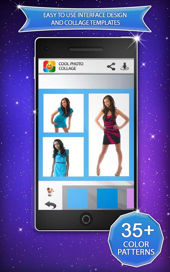 Android Fotoğraf Kolaj Düzenleyicisi