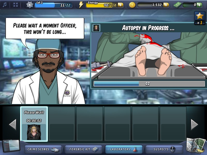 Criminal Case iphone indir