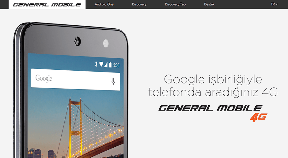android one google telefon