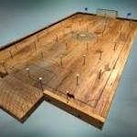 WoodBall Tahta Kale Maç Oyunu Uygulaması