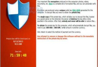 CryptoLocker Virüslerinden Kurtulmanın Yolları