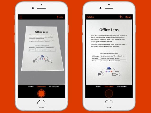 Bedava Iphone için Scanner Uygulaması