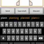 Android Ginger Keyboard indir