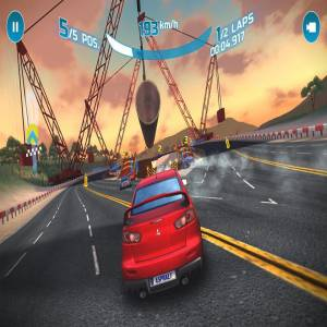 Asphalt 8: Airborne Blackberry