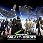 Star Wars™: Galaxy of Heroes Android Oyunu