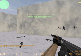 CS Wall Hack İndir – Counter Strike Duvar Hilesi