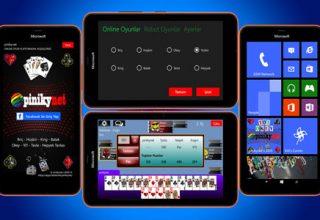 Windows Phone için 101 Okey Batak king oyunu