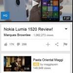 Ücretsiz Youtubeden Video indirme Windowsphone Uygulaması