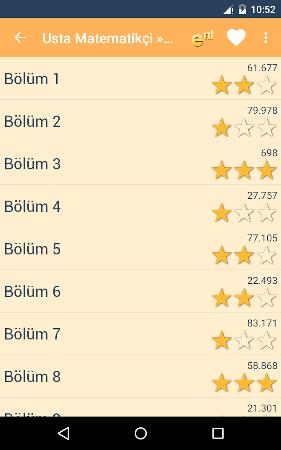 Android Matematik Öğrenme Uygulaması