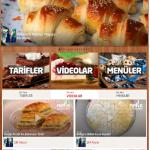 Yemek Tarifleri Uygulaması Android