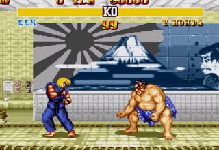 Street Fighter 2 indir full