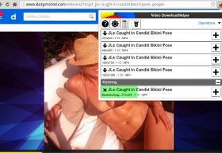 Chrome Video indirme Eklentisi