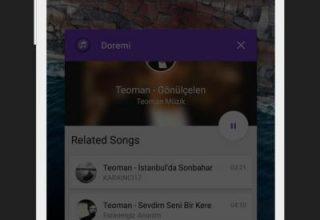 Doremi – Ücretsiz Müzik Çalar Android