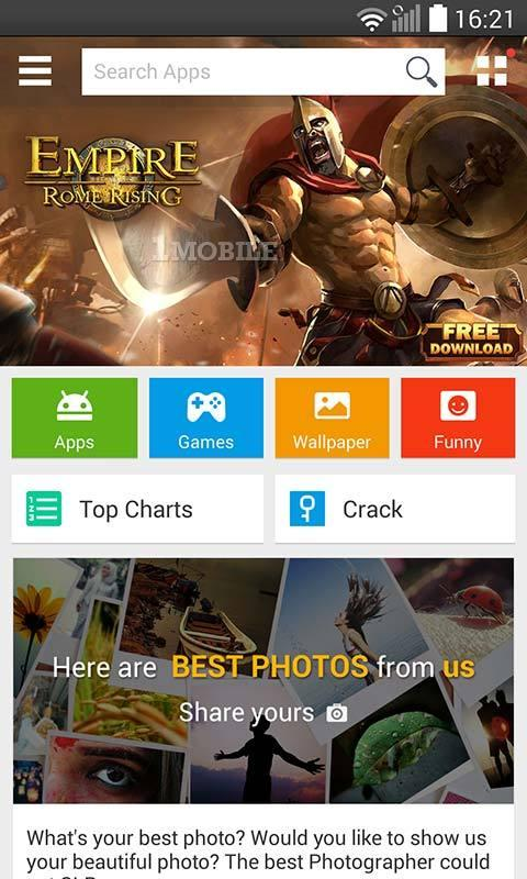 1Mobile Game Top indir
