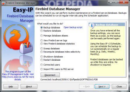 Firebird-Database-Manager