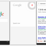 Google Search Windows Phone Uygulaması