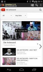 android youtube video indirme uygulaması