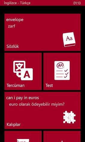 windowsphone-turkce-ingilizce-sozluk