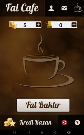 Fal Cafe iphone indir