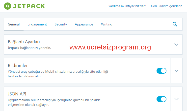 Jetpack WordPress indir