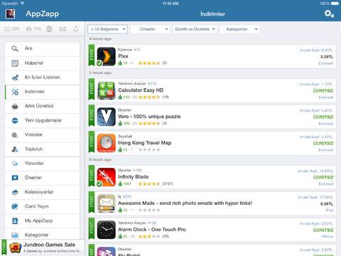 AppZapp HD Pro itunes