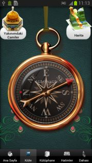 Android için Ezan Vakti – Namaz Saati Pro