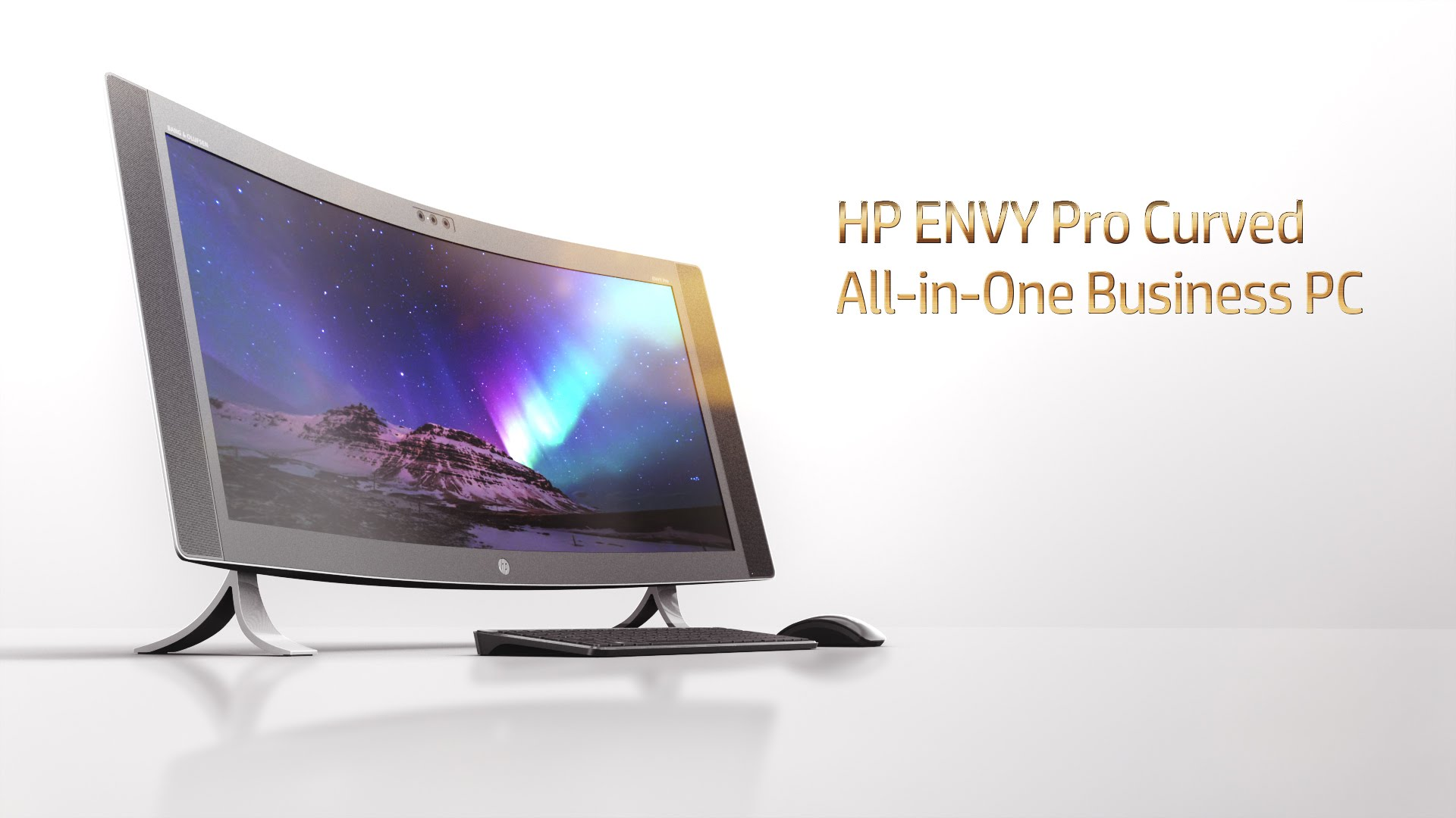 HP ENVY Pro Curved Driver indir