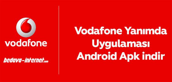 Vodafone Yanımda Uygulaması