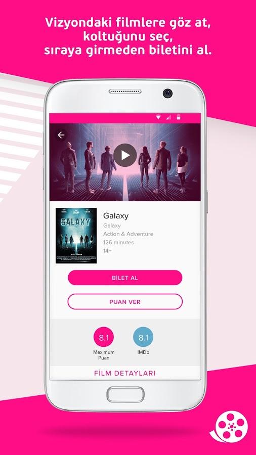 Maximum Mobil uygulaması Android Apk