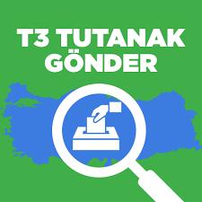 T3 Tutanak Gönder – Oy ve Ötesi Tutanak Gönderme Uygulaması indir