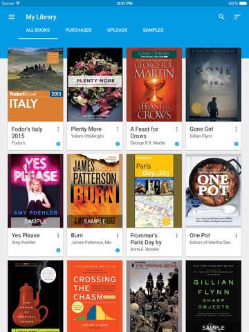 Google Play Kitaplar ios Apk