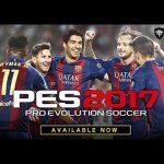 PES2017 -PRO EVOLUTION SOCCER