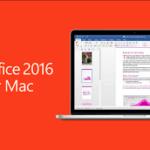 Mac For Office 2016 Ücretsiz İndir