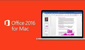 Mac For Office 2016 Ücretsiz İndir