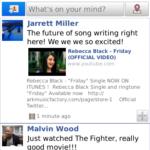 Facebook Blackberry indir