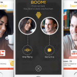 Tinder iphone App