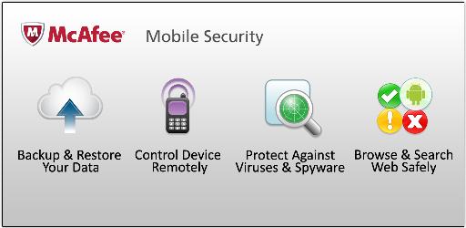 McAfee Mobile Security Ücretsiz İndir