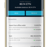 Electroneum Mining Android