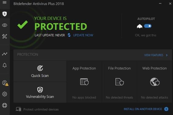 Bitdefender Antivirus Free Editon İndir