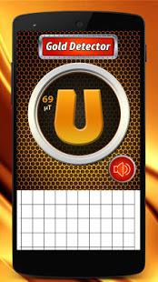 Ücretsiz Altın radar tarayıcı Android Uygulaması