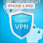 SuperVPN Iphone IPad Uygulaması