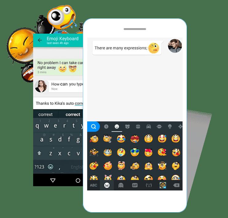 Emoji Klavye Android Apk İndir