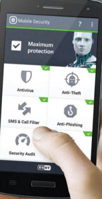 Eset Mobile Security & Antivirus Ücretsiz