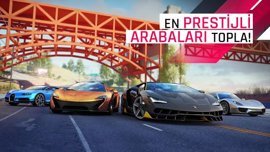 Asphalt 9 Apk  İndir – Ücretsiz Android Yarış Oyunu