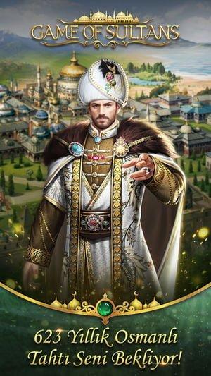 Game Of Sultans Oyunu