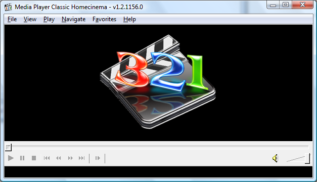 Media Player Classic Home Cinema Video İzleme Programı